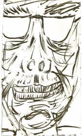 R-Self-portrait as a hitman
