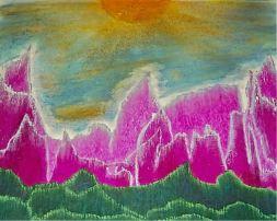 R-Landscapes 90 - Mountains