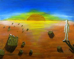 R - Walking on Mars #4