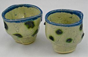 R - Tea Bowl - Fish