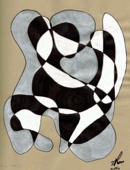 Harlequin Abstracted