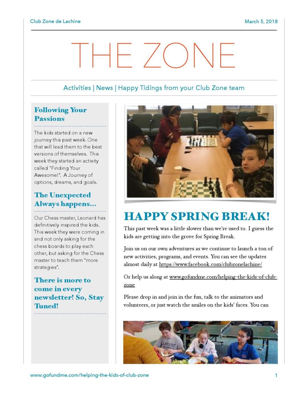 Club Zone Newsletter 2018-03-05_1