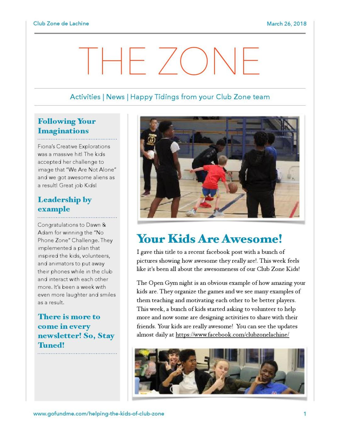 Club Zone Newsletter 2018-03-26_1