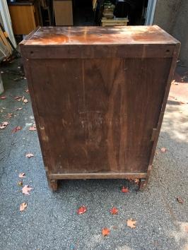 Sad Old Dresser 2
