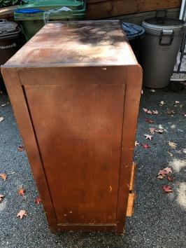 Sad Old Dresser 3