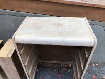 Sad Old Dresser 6