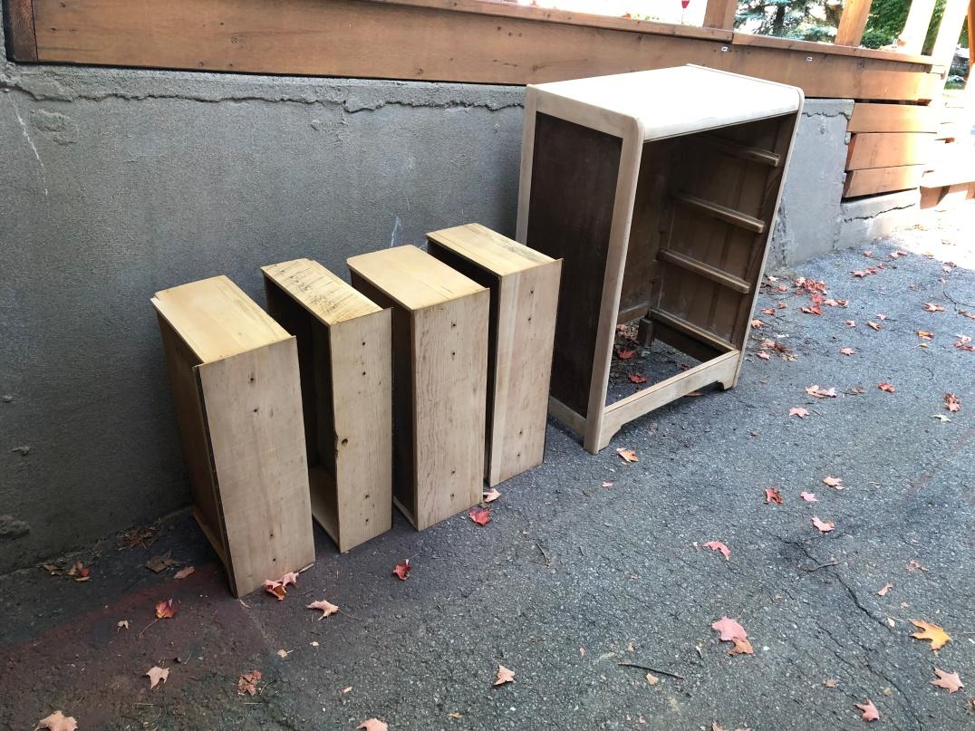 Sad Old Dresser 8